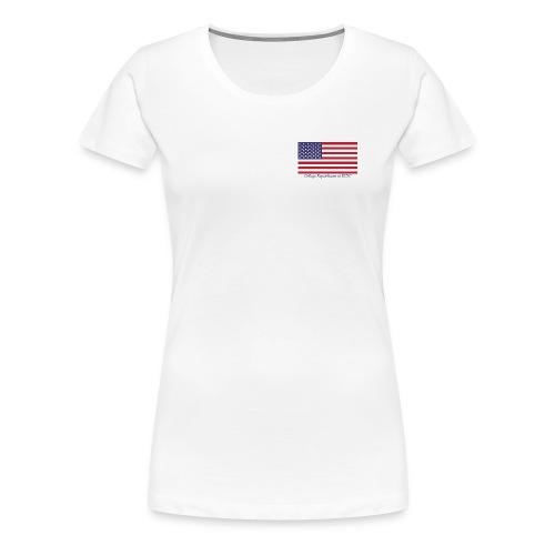 America First UCSC - Women's Premium T-Shirt