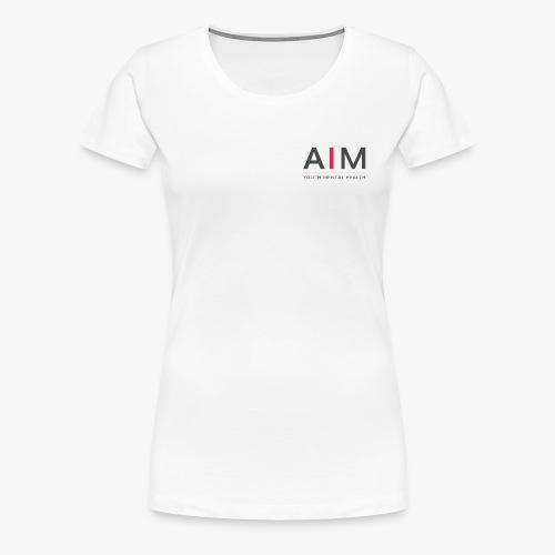 AIM - Women's Premium T-Shirt