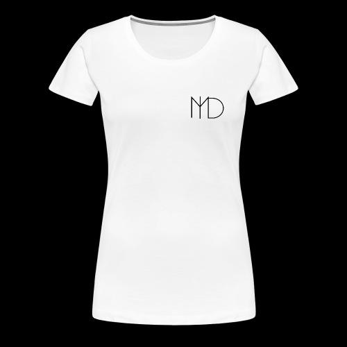 MLD Logo Classique - T-shirt premium pour femmes