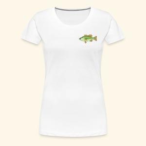 fishkinger t-shirt - Women's Premium T-Shirt