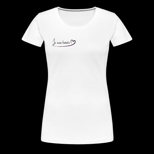 I'm new - Women's Premium T-Shirt