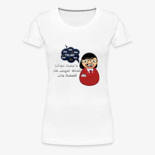 Anti-Rosie - Women's Premium T-Shirt