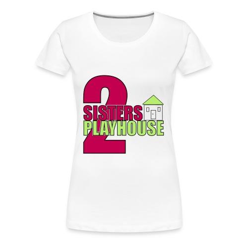 2sisters colorhouse 7 - Women's Premium T-Shirt