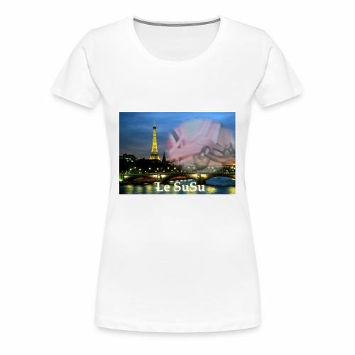 Le SuSu - Women's Premium T-Shirt