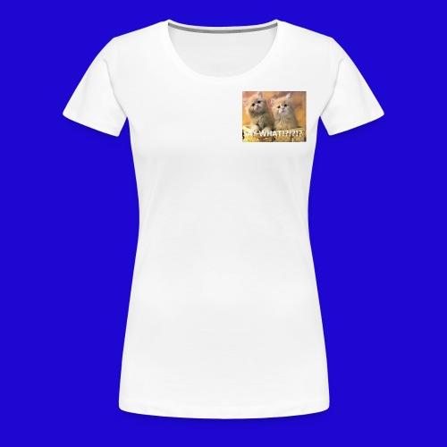Cute Cats - Women's Premium T-Shirt