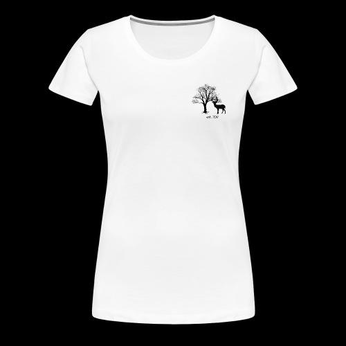 Forest Design - Women's Premium T-Shirt