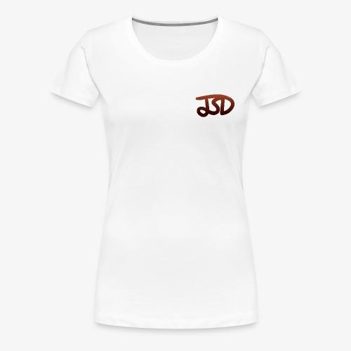 jake snake drawing symbol - Women's Premium T-Shirt