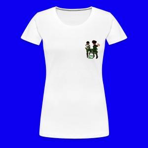 prince yt 334 super deux merchandise - Women's Premium T-Shirt