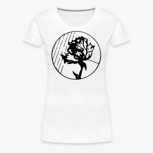 BlackFlower - Women's Premium T-Shirt