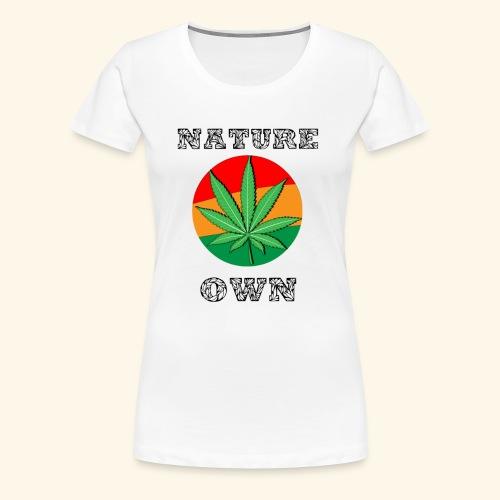 Nature Own - Women's Premium T-Shirt