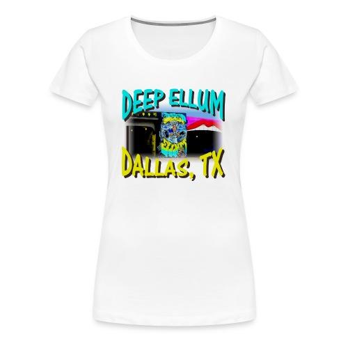 DE DlsTex - Women's Premium T-Shirt