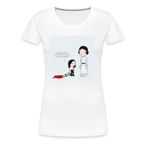 Modesty - Women's Premium T-Shirt