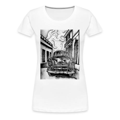 CHEVVYY - Women's Premium T-Shirt