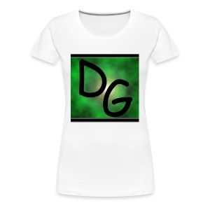 Dance Gaming - Women's Premium T-Shirt