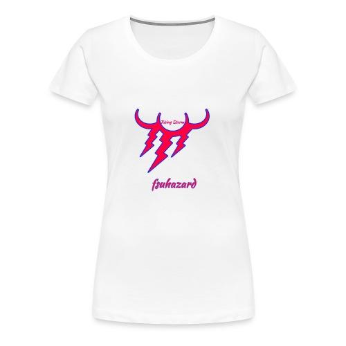 Fsuhazard - Women's Premium T-Shirt