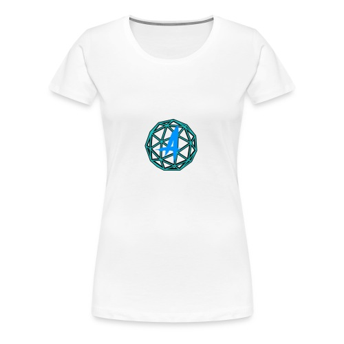 GridsConnected - Women's Premium T-Shirt