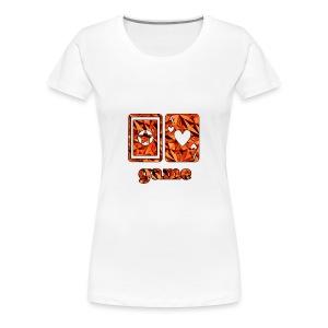 Gamexxe - Women's Premium T-Shirt