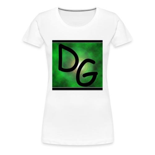 Dance Gaming - Women's Premium T-Shirt