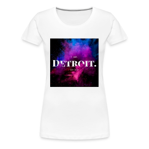 I. AM. DETROIT. ASTRO - Women's Premium T-Shirt