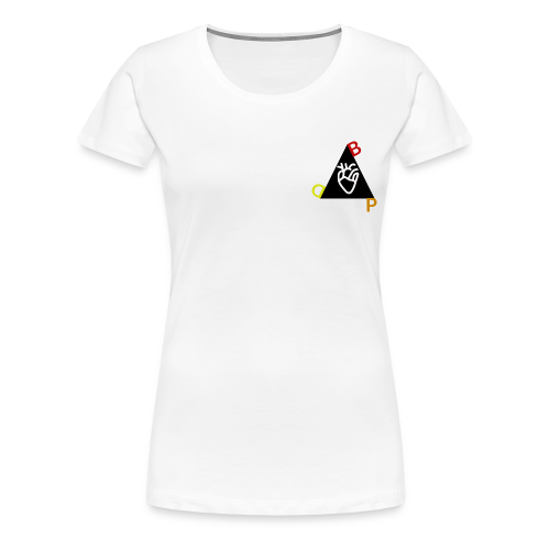 limited edition BDP merch - Women's Premium T-Shirt