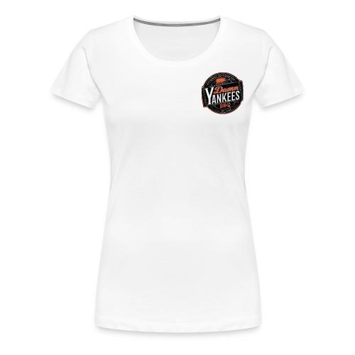 Damn Yankee BBQ - Women's Premium T-Shirt