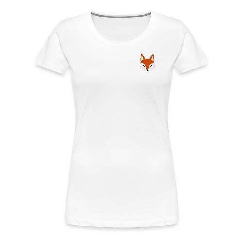 fox 1 - Women's Premium T-Shirt