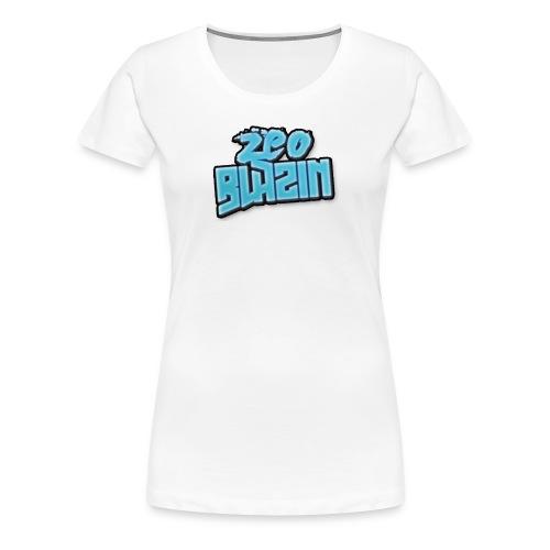 zeoblazin 2017 - Women's Premium T-Shirt