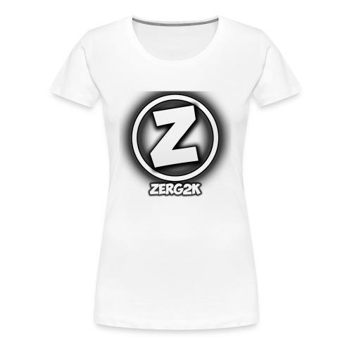 Zerg Logo - Women's Premium T-Shirt
