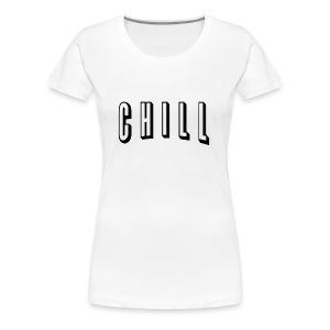 NETFLIX logo - Women's Premium T-Shirt