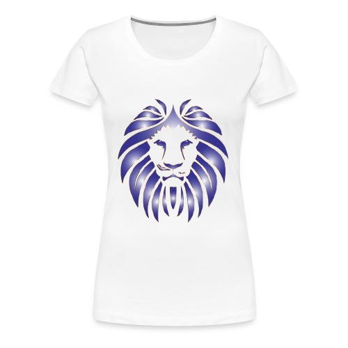 SQUAAD Lion On Dat Lean - Women's Premium T-Shirt