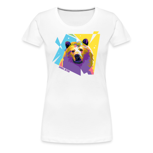 Bear Within - Women's Premium T-Shirt