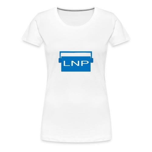 Leaf Nation Podcast - Women's Premium T-Shirt