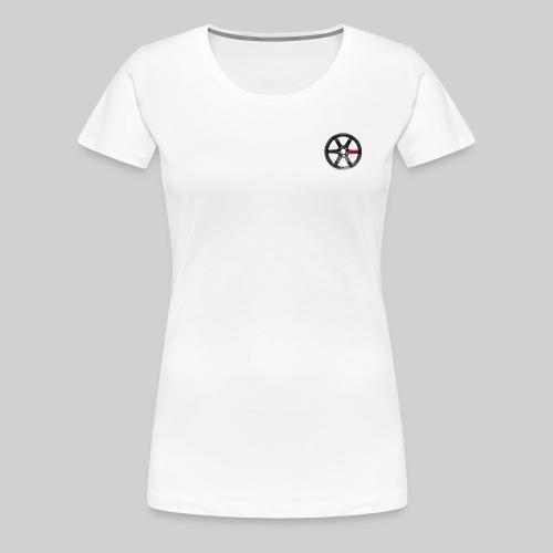 TE37 Wheel - Women's Premium T-Shirt