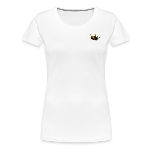 royal crown - Women's Premium T-Shirt