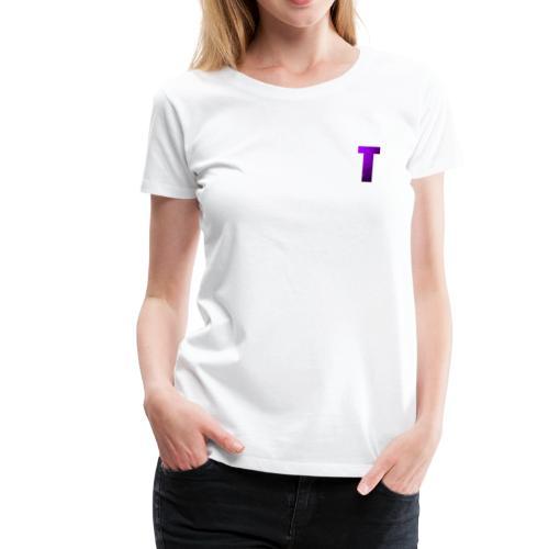 True Trixy Youtube Merch! - Women's Premium T-Shirt