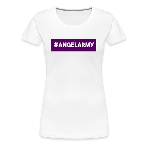The Angel Army - Women's Premium T-Shirt