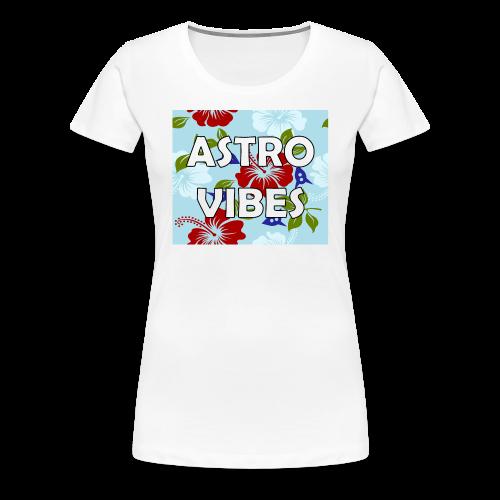 AMVibesBox - Women's Premium T-Shirt