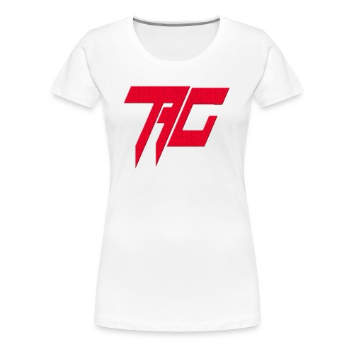 Tag Logo - Women's Premium T-Shirt