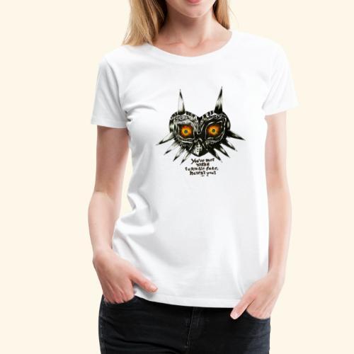 Majora Zelda - Women's Premium T-Shirt
