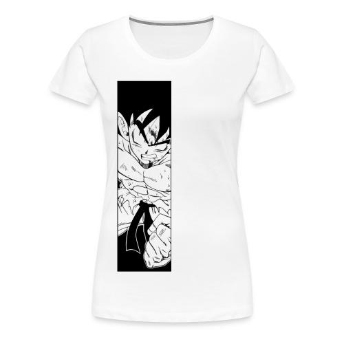 Goku Spirit - Women's Premium T-Shirt