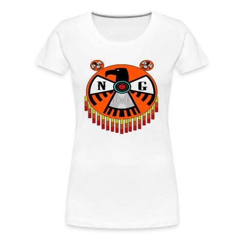Third eye. - Women's Premium T-Shirt