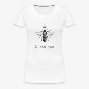 Simple Collection Queen Bee - Women's Premium T-Shirt