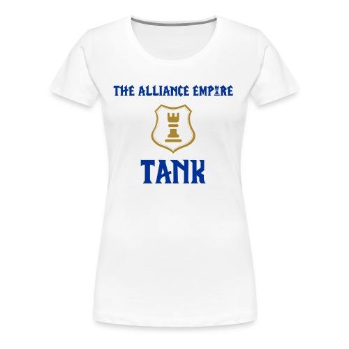 Empire Tank - Women's Premium T-Shirt