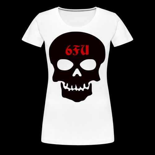 6fu 1st line - Women's Premium T-Shirt