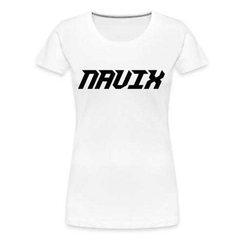 Simplistic Logo - Women's Premium T-Shirt