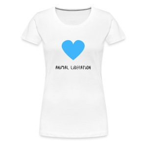 ANIMAL LIBERATION - Women's Premium T-Shirt