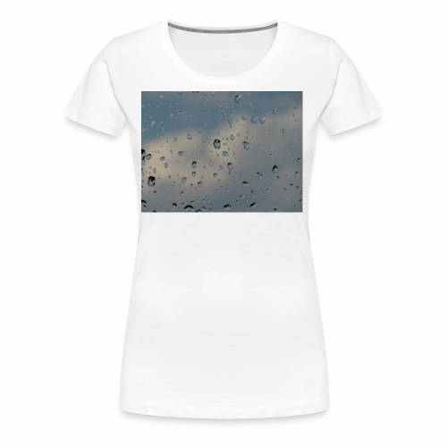 Rain On A Cloudy Day In The 613 - Women's Premium T-Shirt