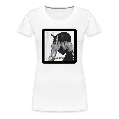 All Eyez - Women's Premium T-Shirt