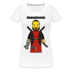 Downphoenix Shirt - Women's Premium T-Shirt