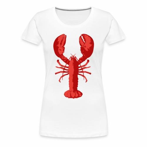 LoBsTeR - Women's Premium T-Shirt